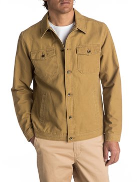 Waterman Tradie - Button-Up Coat for Men  EQMJK03003