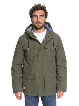 Waterman Weather - Waterproof Hooded Jacket for Men  EQMJK03005