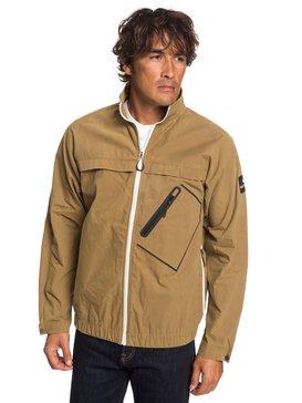 Waterman Good Weather - Waxed Windbreaker Jacket for Men  EQMJK03021