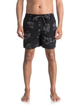 """Waterman Los Palmas 17"""" - Swim Shorts  EQMJV03017"""