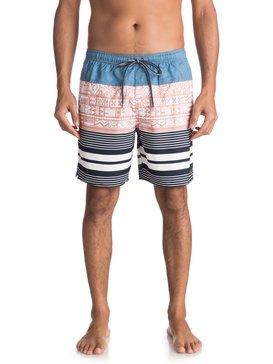 "Waterman Arva 18"" - Swim Shorts  EQMJV03029"