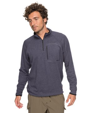 Waterman Quiksilver - Technical Half-Zip Sweatshirt  EQMKT03024