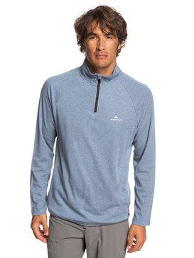 Waterman Sea Hound - Mock Neck Half-Zip Top for Men  EQMKT03059