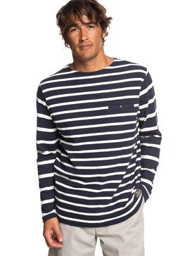 Waterman Isolated Ocean - Long Sleeve T-Shirt for Men  EQMKT03061