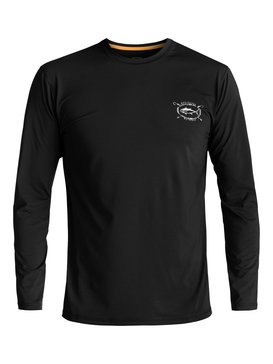 Waterman Chill - Amphibian Long Sleeve UPF 50 Surf T-Shirt for Men  EQMWR03021