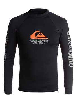 Waterman Comp - Long Sleeve UPF 50 Rash Vest  EQMWR03025