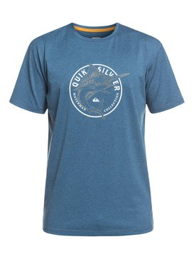 Waterman Watermarked - Long Sleeve UPF 50 Surf T-Shirt for Men  EQMWR03053