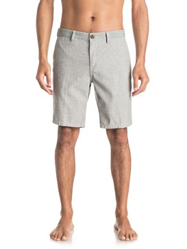 Waterman San Blas - Chino Shorts  EQMWS03002