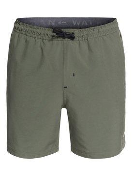 "Waterman Tech 17"" - Technical Shorts for Men  EQMWS03038"