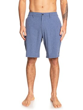 "Waterman Backwater 20"" - Amphibian Board Shorts for Men  EQMWS03093"