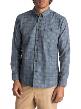 Waterman Cortez Straight - Long Sleeve Shirt for Men  EQMWT03038