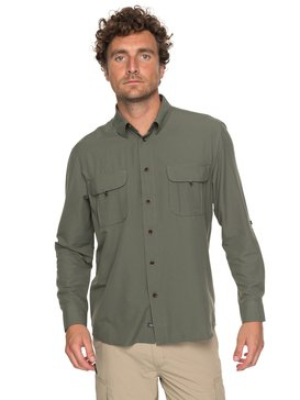 Waterman Trailblazing - Long Sleeve Shirt for Men  EQMWT03107