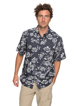 Waterman Omfloral - Short Sleeve Shirt  EQMWT03112