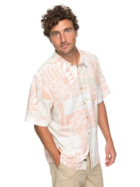 TROPIC MIX SHIRT  EQMWT03133