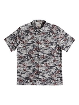 Waterman Sumo Surfers - Short Sleeve Shirt  EQMWT03171