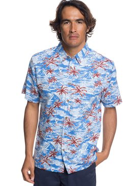 Waterman Sumo Surfers - Short Sleeve Shirt for Men  EQMWT03171