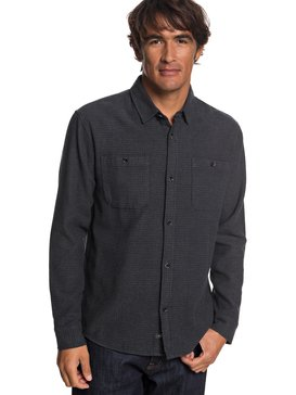 Waterman Irish Rocks Flannel - Long Sleeve Shirt for Men  EQMWT03177