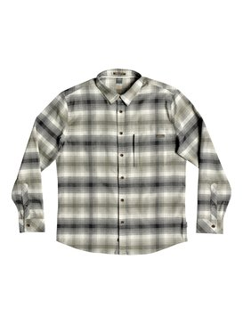 Waterman Thermo Hyper Flannel - Technical Long Sleeve Shirt  EQMWT03183