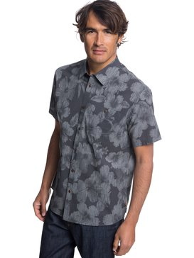 Waterman Tech Raindays - Technical UPF 30 Short Sleeve Shirt for Men  EQMWT03187