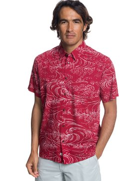 Waterman Wind And Waves - Short Sleeve Shirt  EQMWT03192