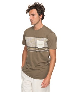 Waterman Dream Stringer - Pocket T-Shirt  EQMZT03071