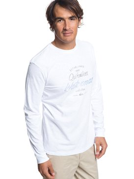 Waterman Established - Long Sleeve T-Shirt for Men  EQMZT03100