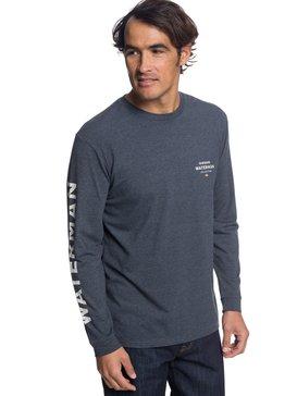 Waterman Righty - Long Sleeve T-Shirt for Men  EQMZT03101