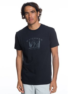 Waterman Back To Nature - T-Shirt  EQMZT03121