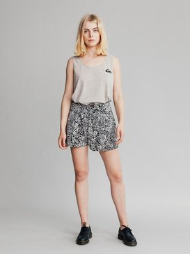 Quiksilver Womens - Viscose Shorts  EQWNS03003