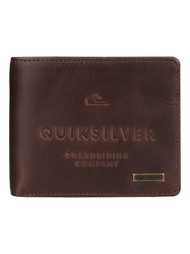 Mack - Leather Wallet  EQYAA03398