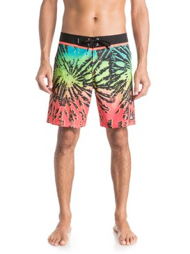 "Glitched 18"" - Board Shorts  EQYBS03377"