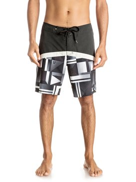 "Check Crypt Vee 19"" - Board Shorts  EQYBS03576"