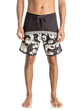 "Crypt Scallop 18"" - Board Shorts  EQYBS03599"
