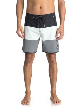 "Highline Tijuana Scallop 18"" - Board Shorts for Men  EQYBS03852"