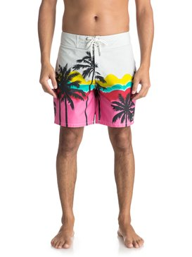 "Original Skypalms 18"" - Board Shorts for Men  EQYBS03882"