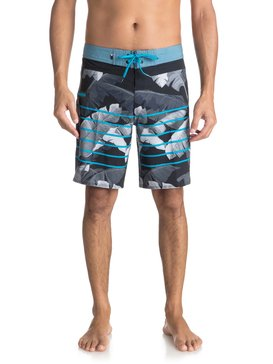 "Highline Island Time 19"" - Board Shorts  EQYBS03897"
