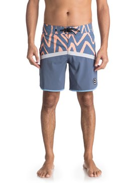 "Highline Techtonics 18"" - Board Shorts for Men  EQYBS03900"