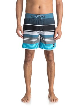 "Eye Scallop 17"" - Board Shorts for Men  EQYBS03901"