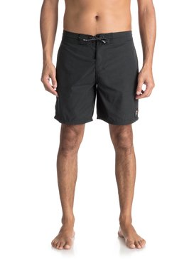 "Peaceful Chaos 18"" - Beachshorts for Men  EQYBS03915"