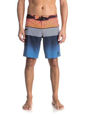 "Highline Lava Division 19"" - Board Shorts for Men  EQYBS03916"