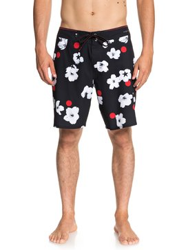 "Highline Cherry Pop 19"" - Board Shorts for Men  EQYBS04005"
