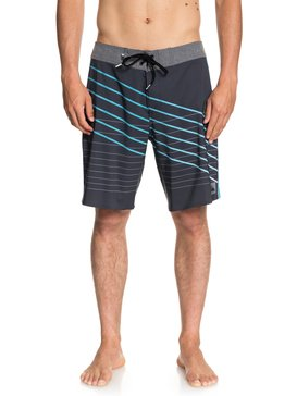 "Highline Shibori Slash 19"" - Board Shorts  EQYBS04013"