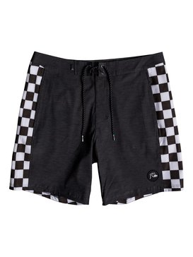 "Checker 18"" - Beach Shorts  EQYBS04018"
