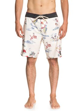 "Highline Zen Scallop 19"" - Board Shorts  EQYBS04029"