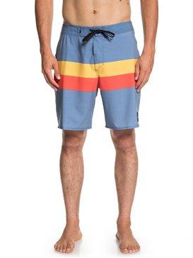 """Highline Seasons 18"""" - Board Shorts for Men  EQYBS04114"""