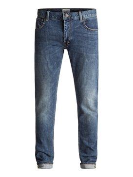 Zeppelin Medium Blue - Skinny Jeans  EQYDP03320