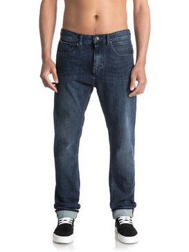Low Bridge Mineral Blue - Skinny Fit Jeans for Men  EQYDP03339