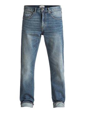 Sequel Burnt Blue - Regular Fit Jeans  EQYDP03341