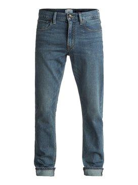 Revolver Medium Blue - Straight Fit Jeans  EQYDP03345