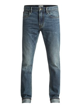 Distorsion Medium Blue - Slim Fit Jeans  EQYDP03346